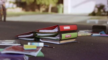 Staples TV Spot, 'Binder Ramp' - 1016 commercial airings