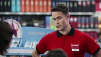 Staples TV Spot, 'Binder Ramp' - Thumbnail 5
