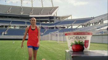 Chobani Strawberry on the Bottom TV Spot, 'Alex Morgan's #NoBadStuff Fuel' - Thumbnail 7