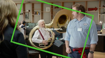 TD Ameritrade TV Spot, 'Custom Sousaphone Alerts' - Thumbnail 9