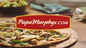 Papa Murphy's Chicken Bacon Artichoke Pizza TV Spot, 'No Antibiotics' - Thumbnail 7