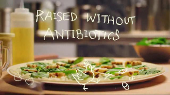 Papa Murphy's Chicken Bacon Artichoke Pizza TV Spot, 'No Antibiotics' - Thumbnail 3