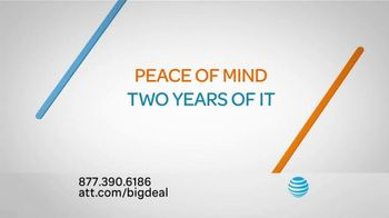 AT&T High Speed Internet TV Spot, 'Peace of Mind'