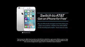 AT&T TV Spot, 'Written Offer' - Thumbnail 9