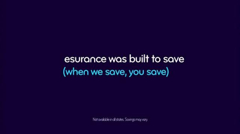 Esurance Auto Insurance TV Spot, 'Built to Save Money' - Thumbnail 9