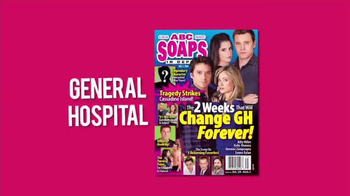 ABC Soaps In Depth TV Spot, 'General Hospital Tragedy' - Thumbnail 2