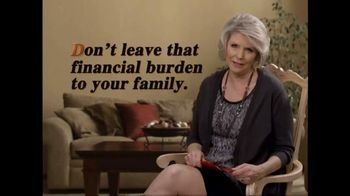 Final Expense Direct TV Spot, 'Policy Quote'