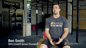 Airrosti TV Spot, 'CrossFit Games Champion' Featuring Ben Smith