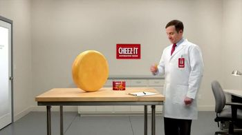 Cheez-It Sandwich Crackers TV Spot, 'Sammich' - Thumbnail 1