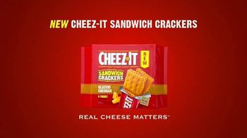 Cheez-It Sandwich Crackers TV Spot, 'Sammich' - Thumbnail 10