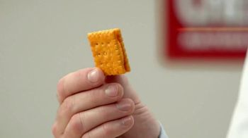 Cheez-It Sandwich Crackers TV Spot, 'Sammich' - Thumbnail 3
