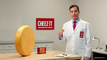Cheez-It Sandwich Crackers TV Spot, 'Sammich'