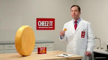 Cheez-It Sandwich Crackers TV Spot, 'Sammich' - Thumbnail 7