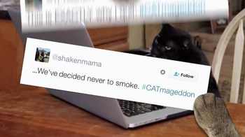 Truth TV Spot, 'CATmageddon: Progress Report' - Thumbnail 4