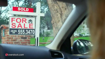 Overstock.com Mega Home Sale TV Spot, 'Area Rugs and Furniture' - Thumbnail 1