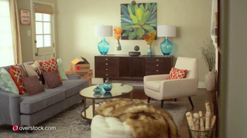 Overstock.com Mega Home Sale TV Spot, 'Area Rugs and Furniture' - 340 commercial airings