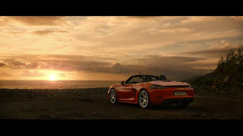 2017 Porsche 718 Boxster TV Spot, 'Sunset Again' - Thumbnail 1