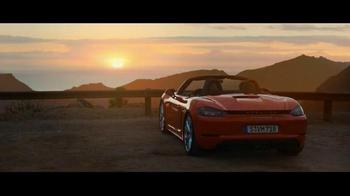 2017 Porsche 718 Boxster TV Spot, 'Sunset Again' - Thumbnail 7