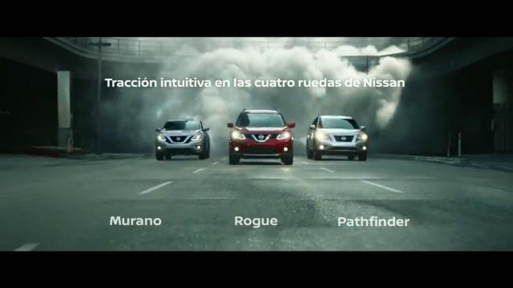 Nissan TV Commercial, 'Tormenta: Rogue, Murano y ...