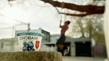 Chobani TV Spot, 'Jordan Burroughs' #NoBadStuff Fuel' - Thumbnail 1
