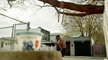Chobani TV Spot, 'Jordan Burroughs' #NoBadStuff Fuel' - Thumbnail 3