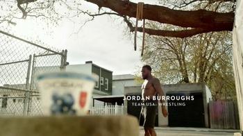 Chobani TV Spot, 'Jordan Burroughs' #NoBadStuff Fuel' - Thumbnail 4