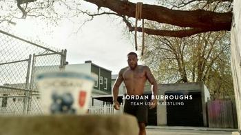Chobani TV Spot, 'Jordan Burroughs' #NoBadStuff Fuel' - Thumbnail 5