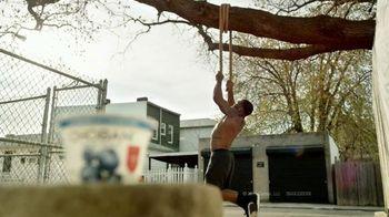 Chobani TV Spot, 'Jordan Burroughs' #NoBadStuff Fuel'