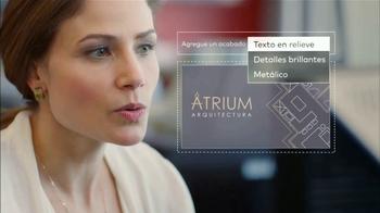 Vistaprint TV Spot, 'Atrium Architecture' [Spanish] - Thumbnail 6