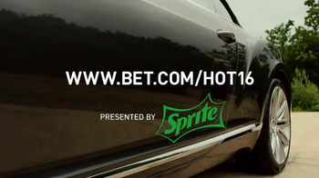 BET Sprite Hot 16 Contest TV Spot, '16 Bars' Featuring London on the Track - Thumbnail 7