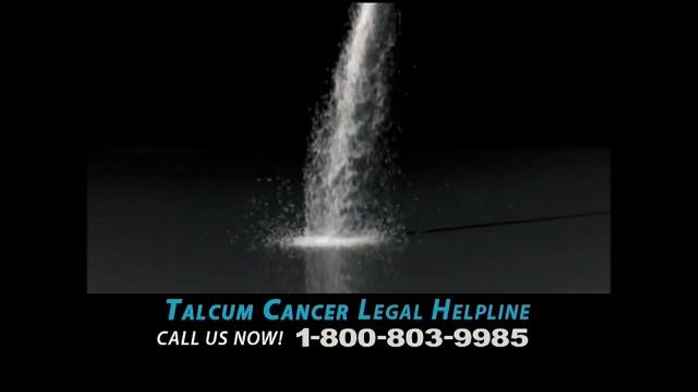 weitz and luxenberg tv commercial   u0026 39 talcum cancer legal