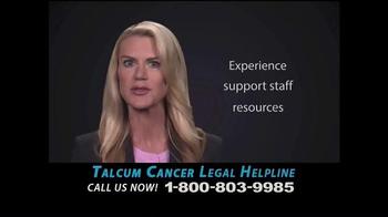 Weitz and Luxenberg TV Spot, 'Talcum Cancer Legal Helpline' - Thumbnail 10