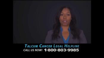 Weitz and Luxenberg TV Spot, 'Talcum Cancer Legal Helpline' - Thumbnail 3