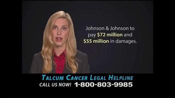 Weitz and Luxenberg TV Spot, 'Talcum Cancer Legal Helpline' - Thumbnail 5