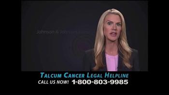 Weitz and Luxenberg TV Spot, 'Talcum Cancer Legal Helpline' - Thumbnail 6