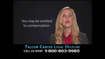 Weitz and Luxenberg TV Spot, 'Talcum Cancer Legal Helpline' - Thumbnail 9