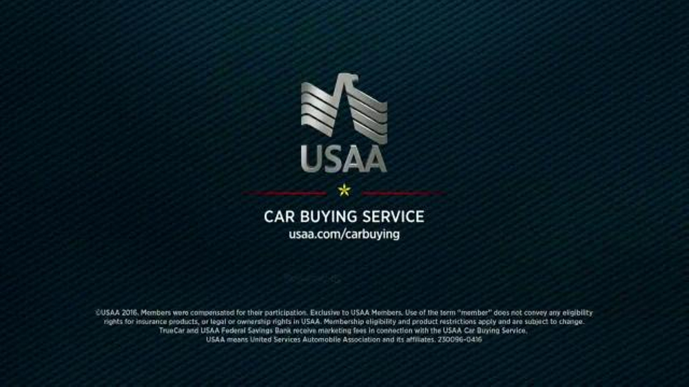 Usaa Auto Buying >> USAA Car Buying Service TV Commercial, 'Stephanie S ...