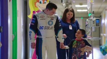 The NASCAR Foundation TV Spot, 'All Children' Featuring Erik Jones - 79 commercial airings