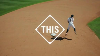 Major League Baseball TV Spot, '#THIS: Turn Two' Featuring Jose Altuve - 5 commercial airings