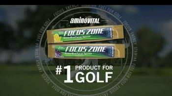 Amino Vital Focus Zone TV Spot, 'Focus' - 407 commercial airings