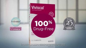 Viviscal TV Spot, 'Hair Growth' - Thumbnail 6