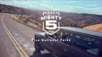 Utah Office of Tourism TV Spot, 'The Road to Mighty' - Thumbnail 9