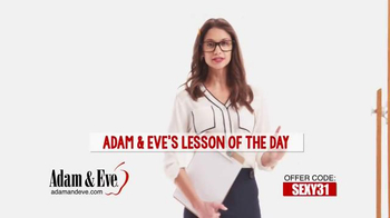 Adam & Eve TV Spot, 'Lesson of the Day' - Thumbnail 1