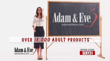 Adam & Eve TV Spot, 'Lesson of the Day' - Thumbnail 3