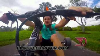 Dynacraft Black Ice eDrifter TV Spot, 'Stop Peddling'