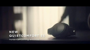 Bose QuietComfort 35 TV Spot, 'Listen to the Music' Featuring Rory McIlroy - Thumbnail 1
