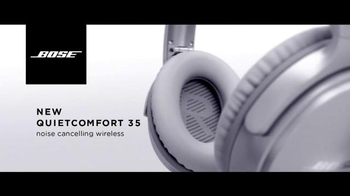 Bose QuietComfort 35 TV Spot, 'Listen to the Music' Featuring Rory McIlroy - Thumbnail 9