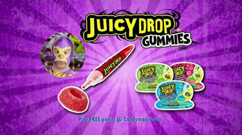 Juicy Drop Gummies TV Spot, 'The Juicy Drop Dare' - Thumbnail 9