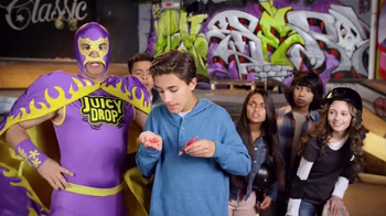Juicy Drop Gummies TV Spot, 'The Juicy Drop Dare' - Thumbnail 2