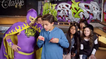 Juicy Drop Gummies TV Spot, 'The Juicy Drop Dare' - Thumbnail 3
